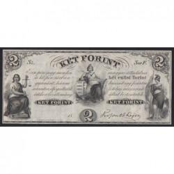 2 forint 1852 F