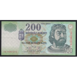 200 forint 2006 FB