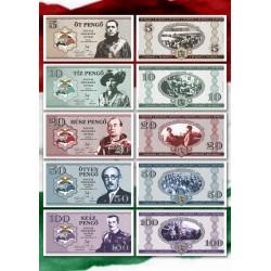 TRIANON memorial banknote set - 100th anniversary of Treaty of Trianon