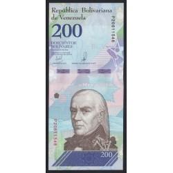 200 bolivares 2018