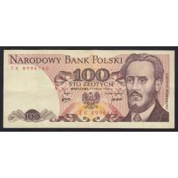 100 zlotych 1976