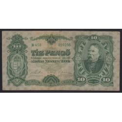 10 pengõ 1929 SOLD