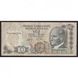 100 lira 1979