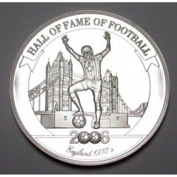 2000 shillings 2006 PP - Hall of fame of football - Kevin Keegan