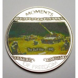 10 dollars 2004 PP - Moments of freedom - The Gulf War - 1990