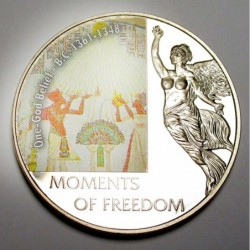 10 dollars 2006 PP - Moments of freedom - One-God Belief - B.C. 1361-1348