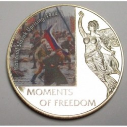 10 dollars 2006 PP - Moments of freedom - National Slovak Uprising - 1944