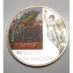 10 dollars 2006 PP - Moments of freedom - American civil War - 1861-1865