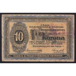 10 korona/kronen 1916