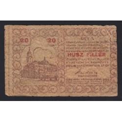 20 fillér 1919 - Pécs