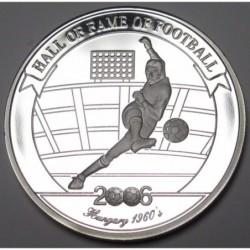 2000 shillings 2006 PP - Hall of fame of football - Albert Flórián