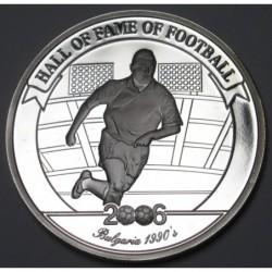 2000 shillings 2006 PP - Hall of fame of football - Hristo Stoichkov