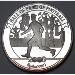 2000 shillings 2006 PP - Hall of fame of football - Jack Charlton