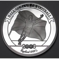 2000 shillings 2006 PP - Hall of fame of football - Gary Lineker