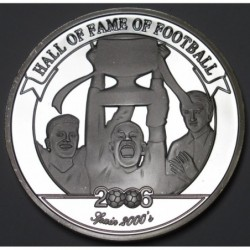 2000 shillings 2006 PP - Hall of fame of football - Francisco Gento
