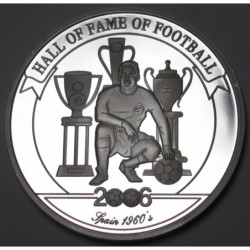 2000 shillings 2006 PP - Hall of fame of football - Fernando Hierro