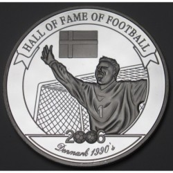 2000 shillings 2006 PP - Hall of fame of football - Peter Schmeichel