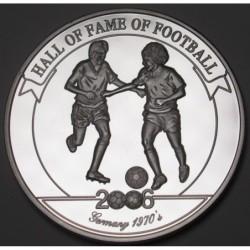 2000 shillings 2006 PP - Hall of fame of football - Paul Breitner