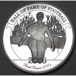 2000 shillings 2006 PP - Hall of fame of football - Oleg Blokhin