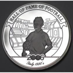 2000 shillings 2006 PP - A futball legendái - Franco Baresi