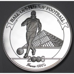 2000 shillings 2006 PP - Hall of fame of football - Éric Cantona