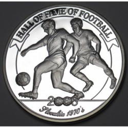 2000 shillings 2006 PP - Hall of fame of football - Jozef Adamec
