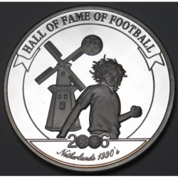 2000 shillings 2006 PP - Hall of fame of football - Ruud Gullit