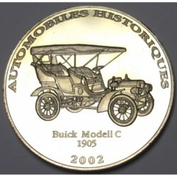 10 francs 2002 PP - Buick Modell C 1905