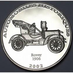 10 francs 2002 PP - Rover 1906