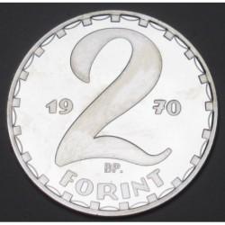 2 forint 1970 PP - RESTRIKE