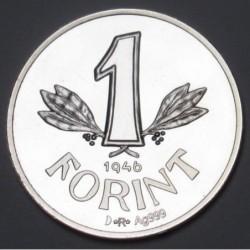 1 forint 1946 PP - RESTRIKE