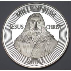10 francs 2000 PP - Jesus Christ