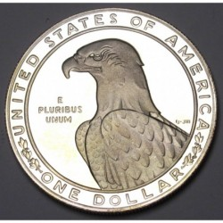1 dollar 1983 S PP - Los Angeles Olympics Games