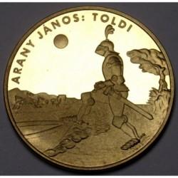 200 forint 2001 PP - Toldi