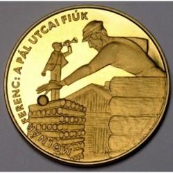 200 forint 2001 PP - Pál utcai fiúk