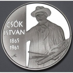 10000 forint 2015 PP - Csók István
