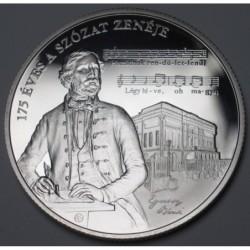 20000 forint 2018 PP - Szózat