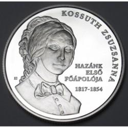 10000 forint 2017 PP - Kossuth Zsuzsanna