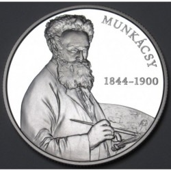10000 forint 2019 PP - Munkácsy Mihály