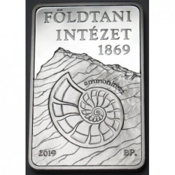 10000 forint 2019 PP - Geological Institute