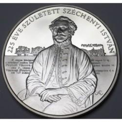 20000 forint 2016 PP - Széchenyi István