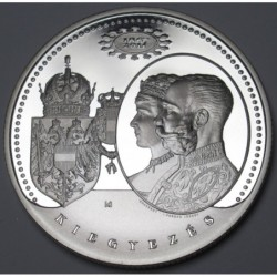 20000 forint 2017 PP - Austro-Hungarian Compromise of 1867