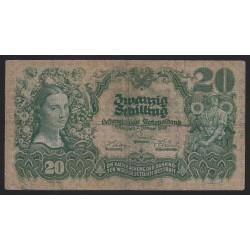 20 schilling 1928
