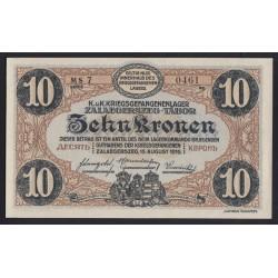 10 korona/kronen 1916 - Zalaegerszeg