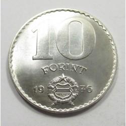 10 forint 1976
