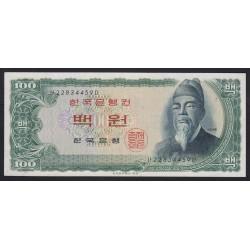 100 won 1965
