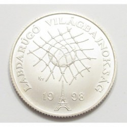 750 forint 1997 - Football World Championship France 1998