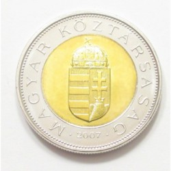 100 forint 2007