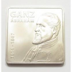 2000 forint 2014 - Ganz Ábrahám