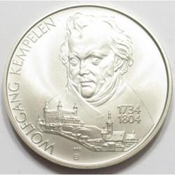 200 korun 2004 - Kempelen Farkas